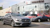Used 2015 Mercedes-Benz CLA CLA 250 Sedan for Sale in Anaheim