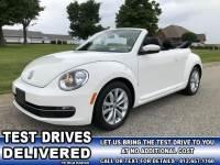 2013 Volkswagen Beetle 2.0T TDI Convertible