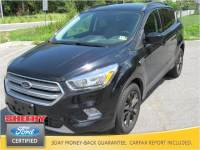 Certified 2018 Ford Escape SE SUV I-4 cyl in Marlow Heights, MD