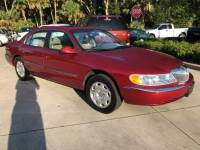 1999 Lincoln Continental Base Sedan V-8 cyl