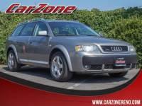 2004 Audi allroad quattro 4.2