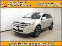 Pre-Owned 2011 Ford Edge FWD 4dr Car