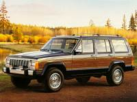 Pre-Owned 1992 Jeep Cherokee Limited 4WD