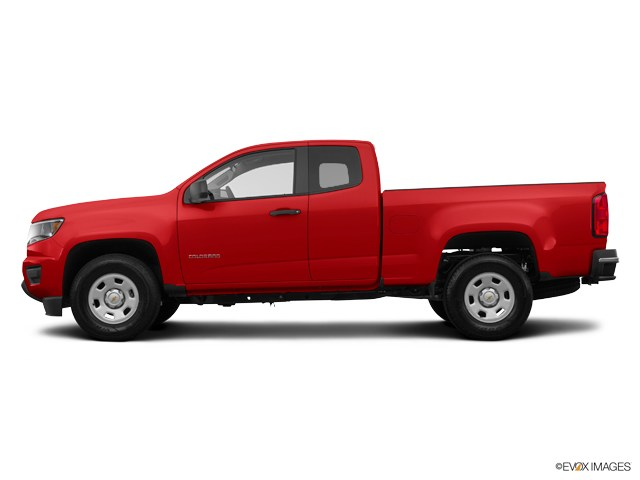 Photo Used 2016 Chevrolet Colorado WT Truck Extended Cab For Sale Leesburg, FL