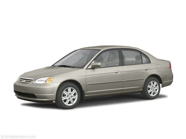 Photo Used 2003 Honda Civic Stock Number1494A For Sale  Trenton, New Jersey
