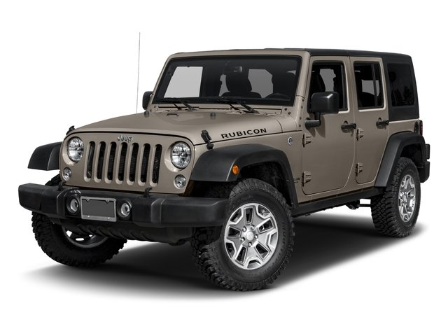 Photo Pre-Owned 2016 Jeep Wrangler Unlimited Rubicon Hard Rock