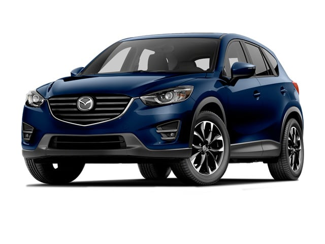 2016 Certified Used Mazda Mazda CX-5 SUV Grand Touring Deep Crystal Blue Mica For Sale Manchester NH  Nashua  StockMT18325A