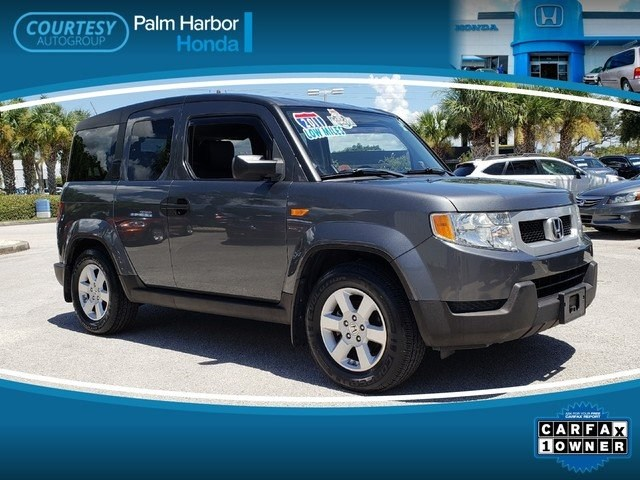 Photo Pre-Owned 2011 Honda Element EX SUV in Tampa FL