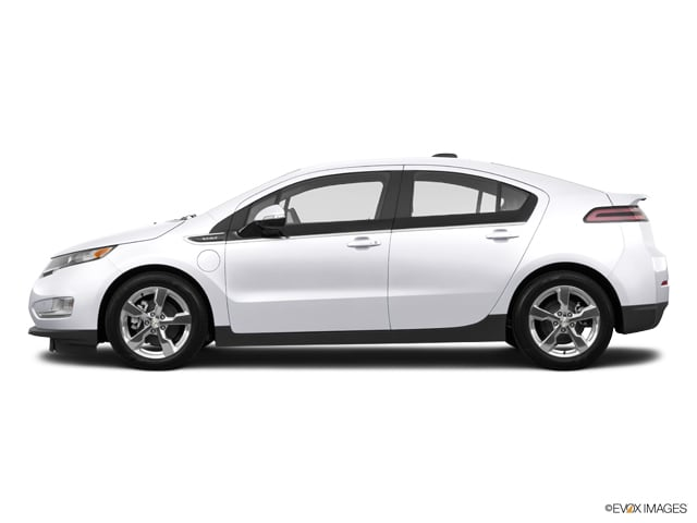 Photo Used 2015 Chevrolet Volt Base in Marysville, WA