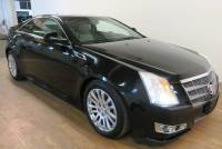 2011 Cadillac CTS Premium Coupe AWD
