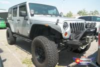 Pre-Owned 2012 Jeep Wrangler Unlimited Sahara 4-Wheel Drive Convertible