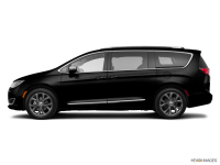 Used 2017 Chrysler Pacifica Limited Minivan