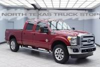 2013 Ford Super Duty F-250 Lariat Diesel 4x4 FX4 Navigation Sunroof Climate Seats
