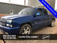 Pre-Owned 2003 Chevrolet Silverado 1500 SS AWD