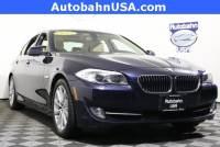 2013 BMW 5 Series 528i Xdrive Sedan in the Boston Area