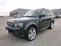 Used 2013 Land Rover Range Rover Sport HSE SUV in Memphis, TN