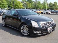 2012 Cadillac CTS Coupe Premium Automatic