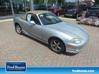 Used 2000 Mazda MX-5 Miata For Sale in Doylestown PA | Serving Jenkintown, Sellersville & Feasterville | JM1NB3533Y0154914