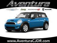 PRE-OWNED 2010 MINI COOPER CLUBMAN S FWD S 3DR WAGON