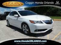 Pre-Owned 2013 Acura ILX 5-Speed Automatic with Technology Package Sedan in Jacksonville FL