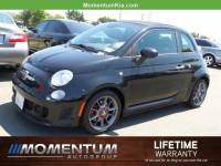 Used 2013 FIAT 500c Abarth Convertible in Fairfield CA