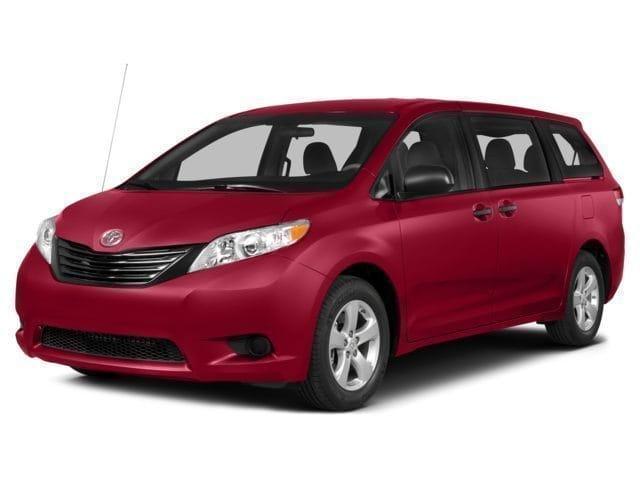 Photo Used 2015 Toyota Sienna XLE Van For Sale on Long Island, New York