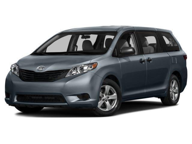 Photo Used 2016 Toyota Sienna XLE 8 Passenger Van For Sale on Long Island, New York