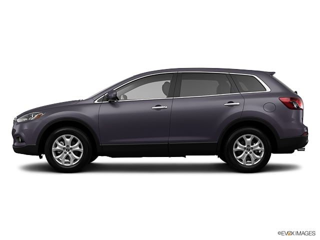 Photo Pre-Owned 2013 Mazda CX-9 Touring FWD Touring 6 in PlanoDallasFort Worth TX