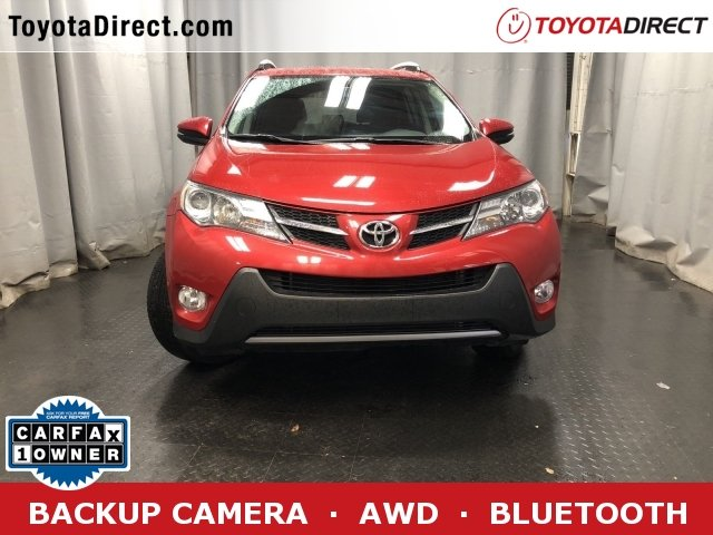 Photo 2013 Toyota RAV4 4WD XLE SUV All-wheel Drive
