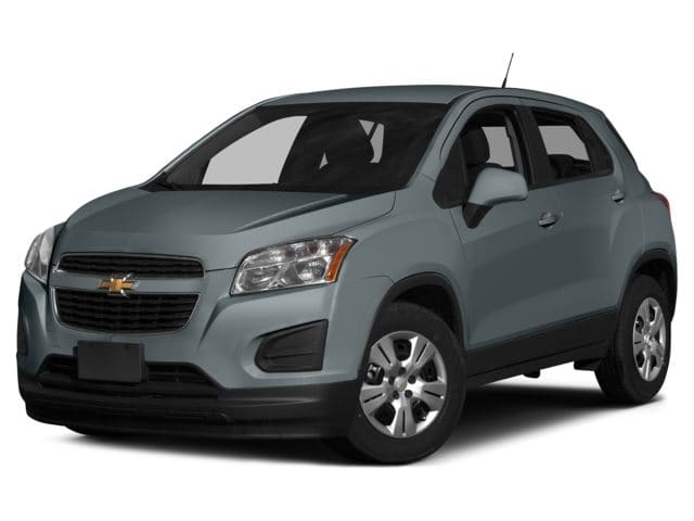 Photo 2015 Used Chevrolet Trax FWD 4dr LT For Sale in Moline IL  Serving Quad Cities, Davenport, Rock Island or Bettendorf  S1949A