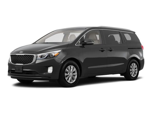 Photo 2016 Used Kia Sedona 4dr Wgn EX For Sale in Moline IL  Serving Quad Cities, Davenport, Rock Island or Bettendorf  P18317
