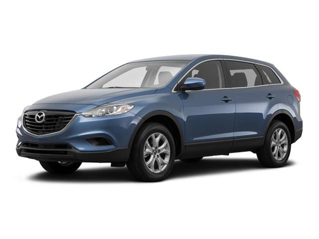 Photo Used 2015 Mazda Mazda CX-9 Touring For Sale  Greensboro NC  F0456354