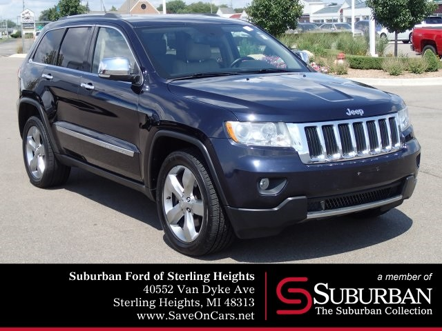 Photo 2011 Jeep Grand Cherokee Limited SUV V8 Multi Displacement VVT