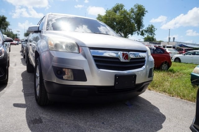 Photo Used 2008 Saturn OUTLOOK XR For Sale in Miami FL