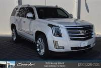 New 2018 Cadillac Escalade 4WD Platinum VIN1GYS4DKJ7JR351487 Stock Number8E4597