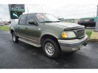 2002 Ford F-150 SuperCrew 139 King Ranch 4WD