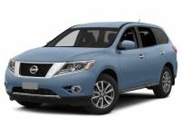Certified Pre-Owned 2015 Nissan Pathfinder SV SUV for sale in Middlebury CT
