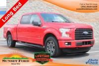 2015 Ford F-150 XLT Truck EcoBoost V6 GTDi DOHC 24V Twin Turbocharged