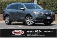 Pre-Owned 2015 Acura MDX SH-AWD with Advance and Entertainment Package