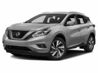 Used 2017 Nissan Murano SL SUV For Sale in Kingston, MA