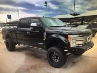 Pre-Owned 2017 Ford Super Duty F-250 SRW Platinum Four Wheel Drive Pickup Truck