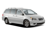 Pre-Owned 2009 Honda Odyssey EX-L FWD 4D Passenger Van