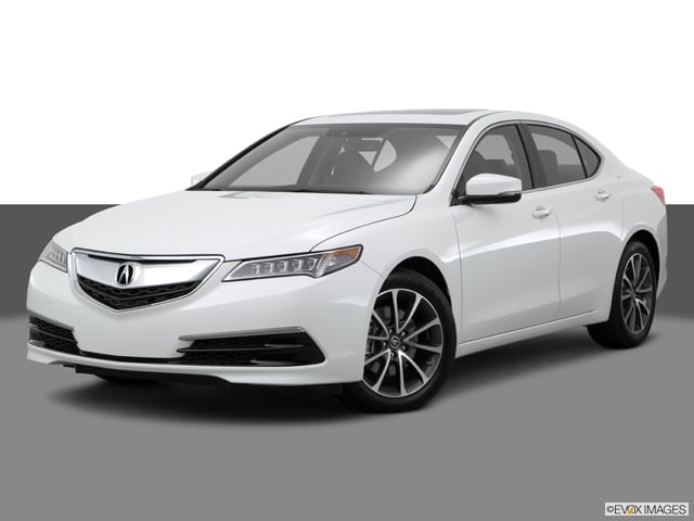 Photo Used 2015 Acura TLX V6 Tech Sedan Automatic Super Handling All-Wheel Drive in Chicago, IL