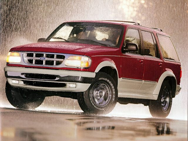 Photo 1995 Ford Explorer XLT - Ford dealer in Amarillo TX  Used Ford dealership serving Dumas Lubbock Plainview Pampa TX