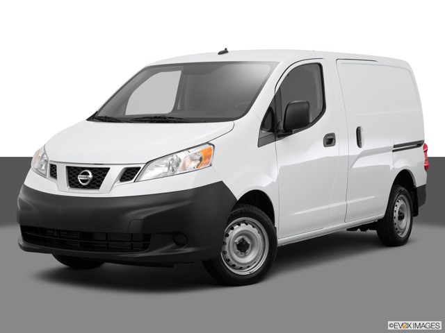 Photo Used 2015 Nissan NV200 SV Van Compact Cargo Van for sale in Concord CA