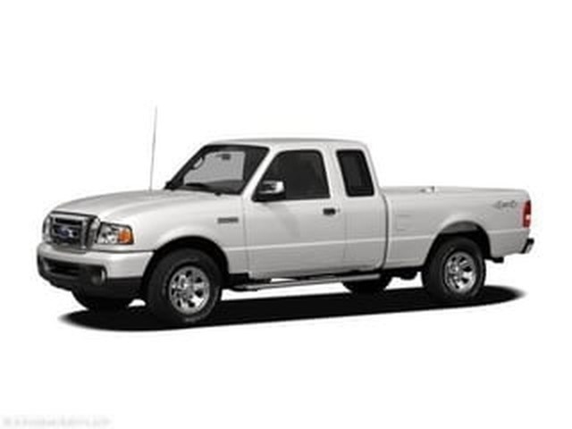 Photo 2011 Ford Ranger XLT EXTRA CAB4X4 Pickup Truck SOHC V6 Engine