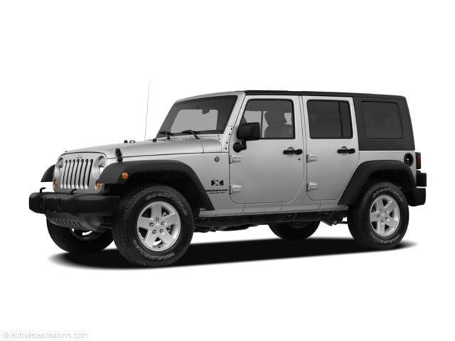 Photo Used 2007 Jeep Wrangler Unlimited Sahara 4WD Unlimited Sahara For Sale in Seneca, SC