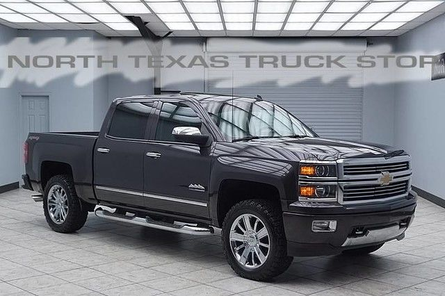Photo 2014 Chevrolet Silverado 4x4 High Country Navigation Sunroof Lane Departure High Country