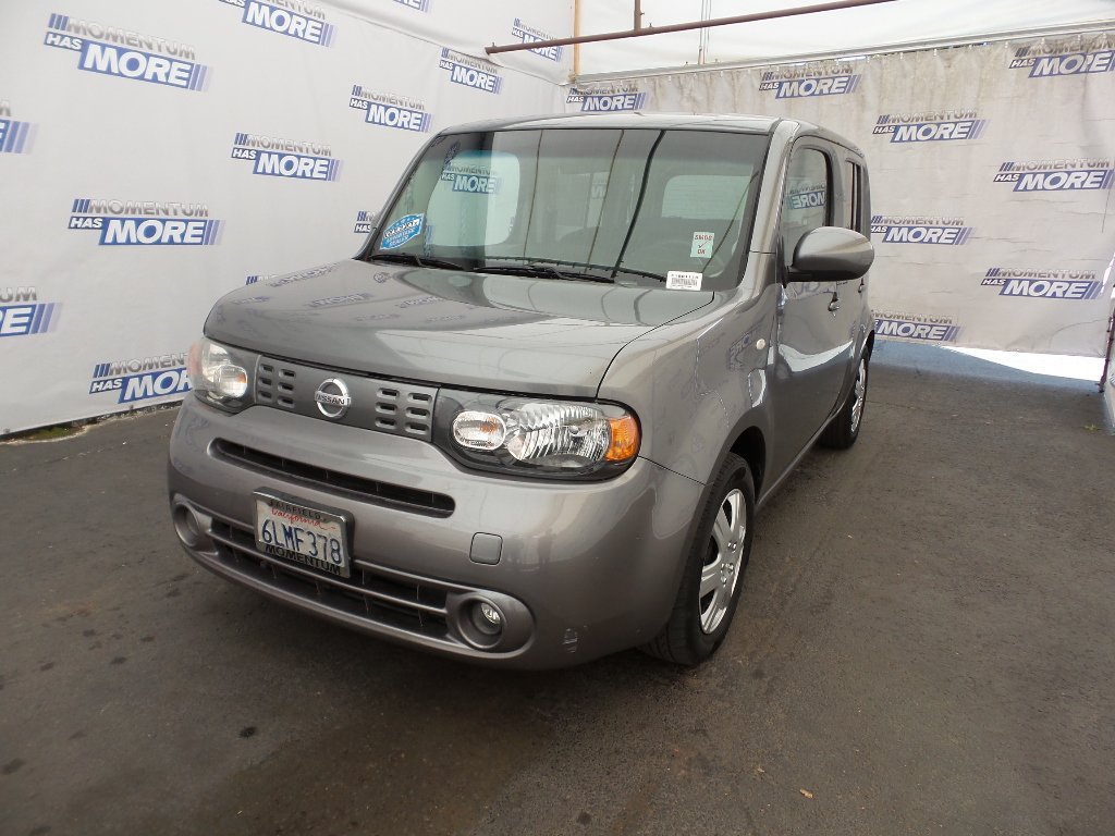 Used 2009 Nissan Cube 1.8S Wagon in Fairfield CA