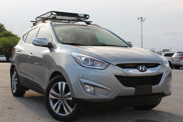 Photo Used 2015 Hyundai Tucson Limited in Ardmore, OK